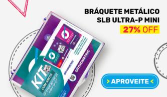 Bráquete Metálico SLB Ultra-P Mini