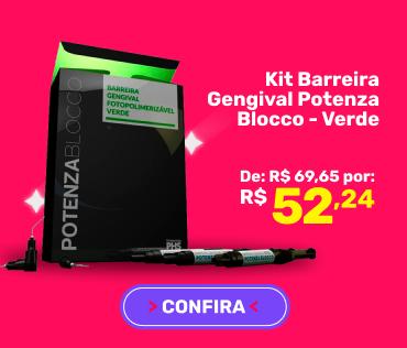 Kit Barreira Gengival Potenza Blocco