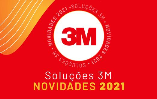 Novidades 2021 da 3M