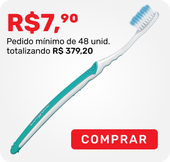 Escova Dental Slim Soft Ultra Compacta