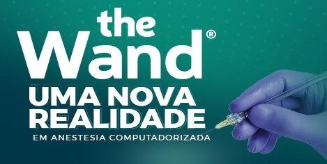 Injetor Computadorizado de Anestésico The Wand