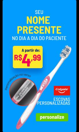 Escovas Personalizadas