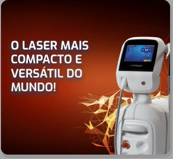 O laser mais compacto e versátil do mundo