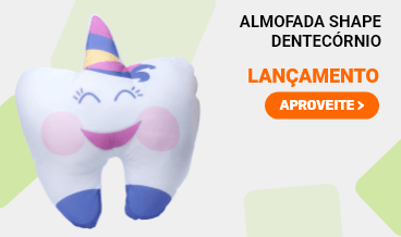 Almofada Shape Dentecórnio