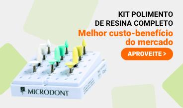Kit Polimento de Resina Completo - Melhor custo Benefício do Mercado