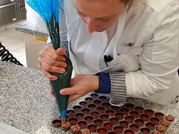 Professional Chocolate Making School, Courses and Programs