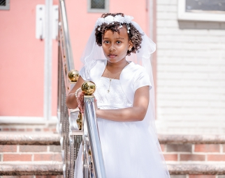 Kayla's First Holy Communion 2017-06-13
