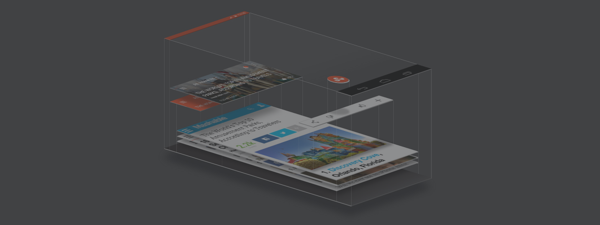 Designing mobile apps for cross-platform continuity