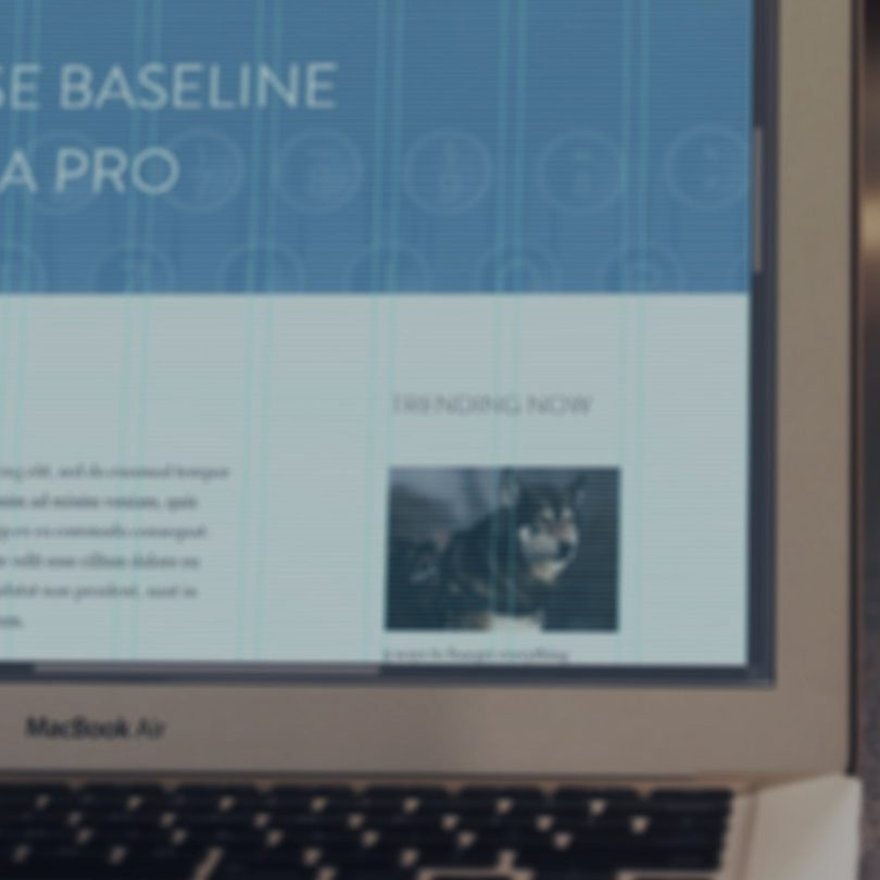 Design Snack #7: Baseline grids in web / UI design   Inside