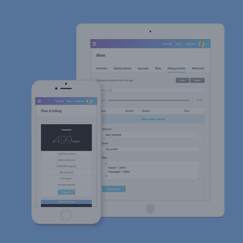 Redesigning an API dashboard