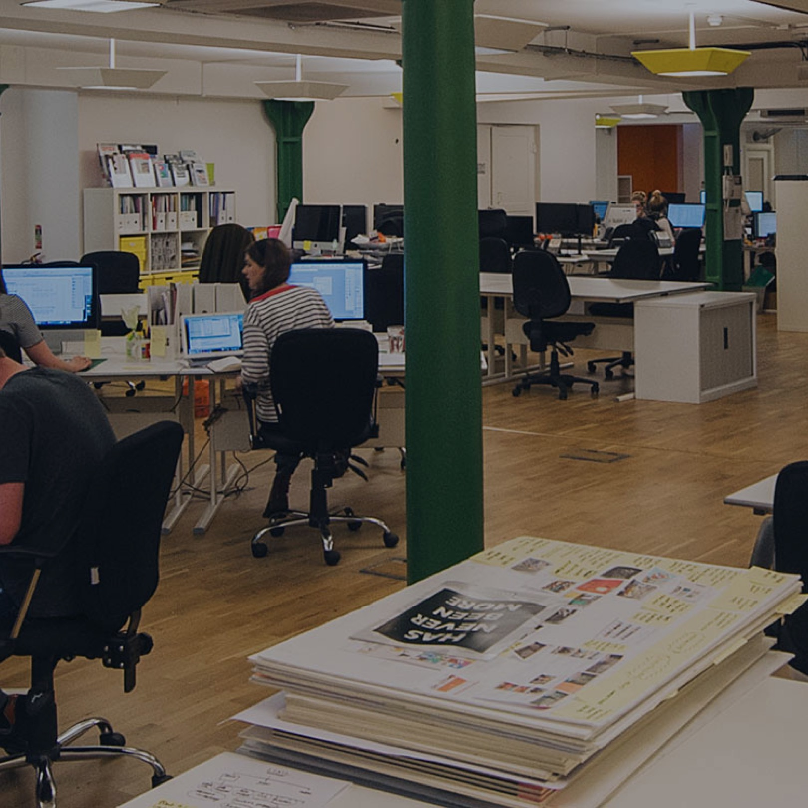 Debunking The Open Office Controversy Inside Design Blog