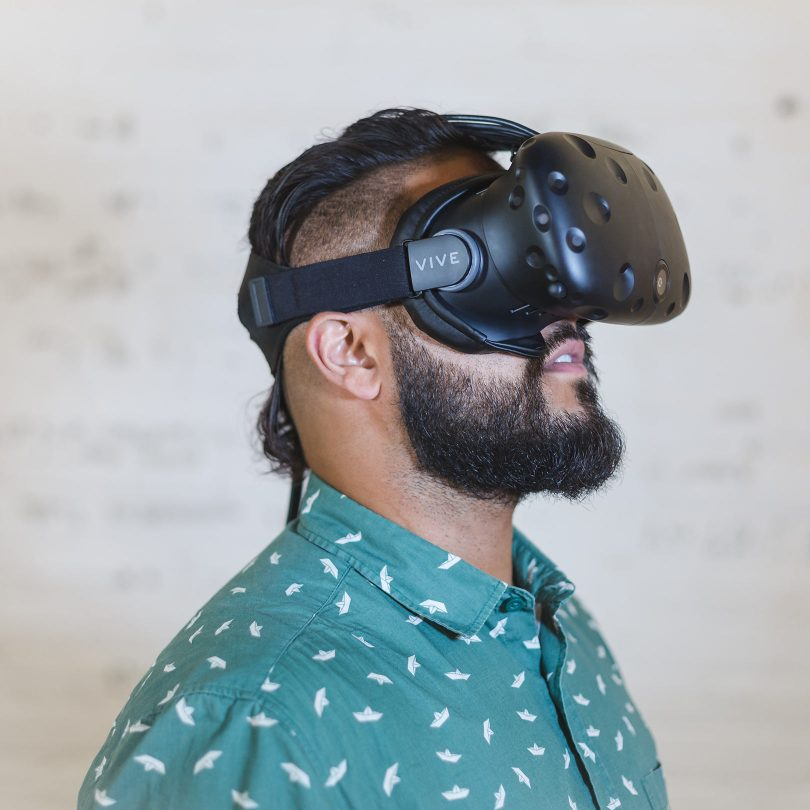 How to get started with VR interface design