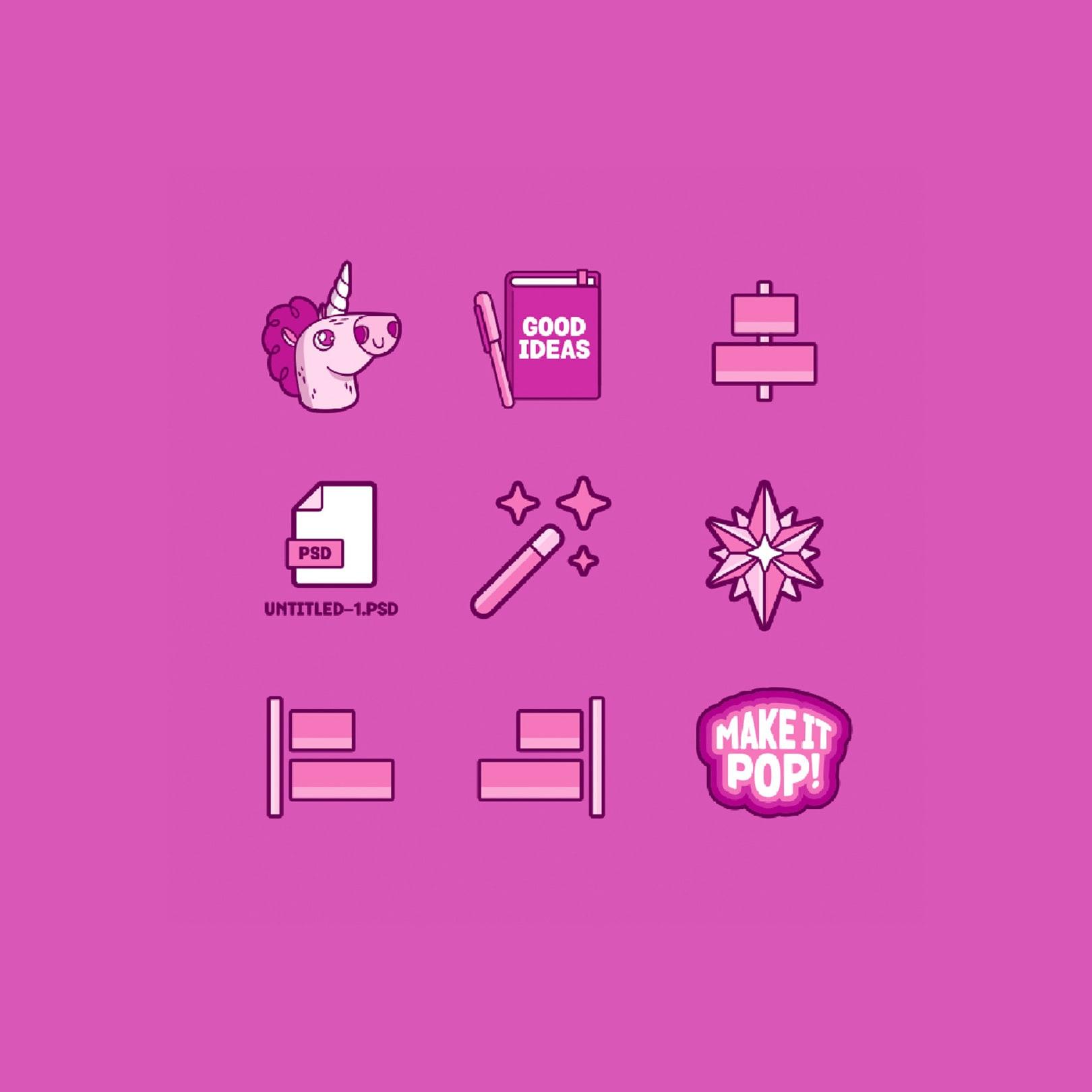 25 free Slack emojis your design team had no idea they needed
