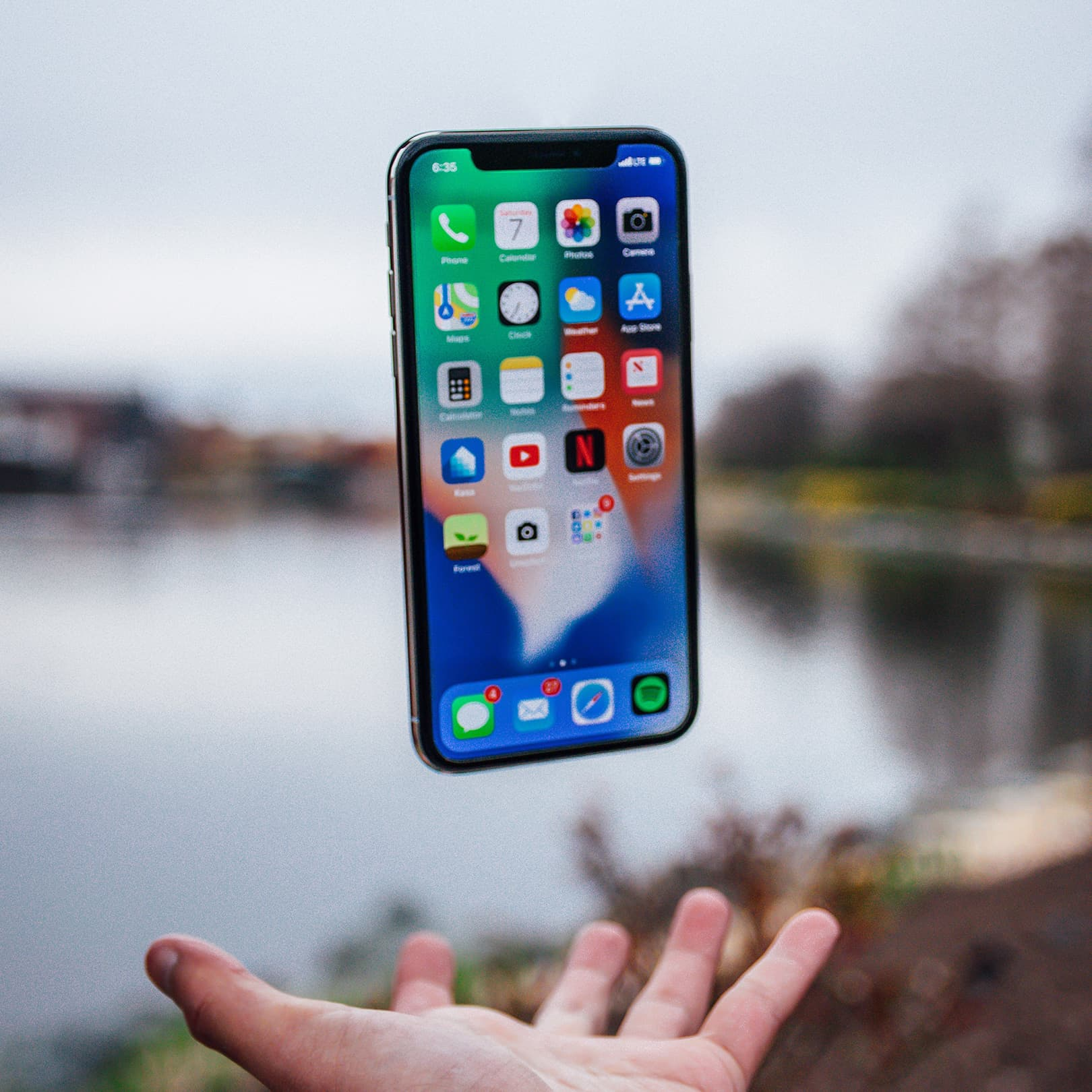 7 Ways To Design For The Iphone X