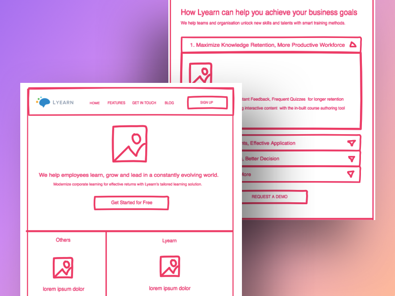 Wireframe Examples From Some Of Our Favorite Ux Designers