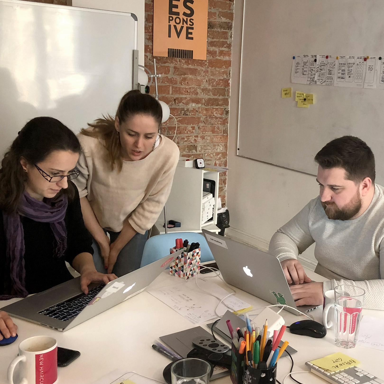 How to design a design team