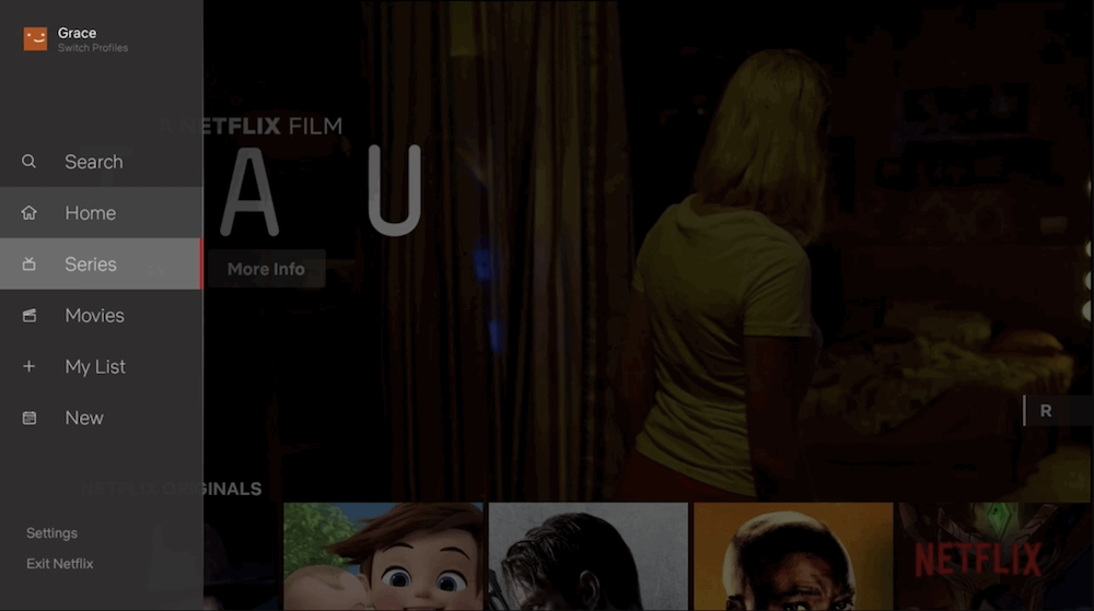Explore Netflix's redesigned TV experience | Inside Design Blog