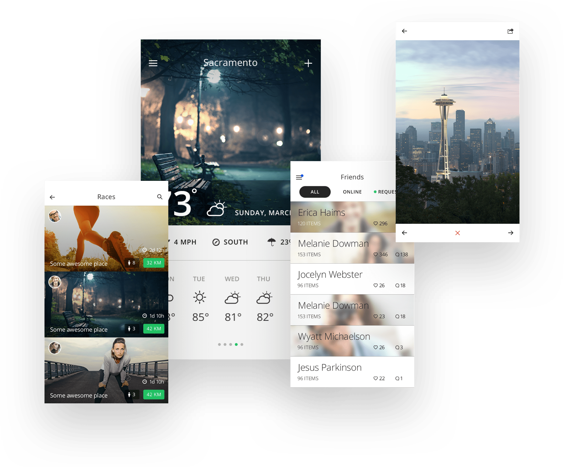 Get the Tethr UI kit today.