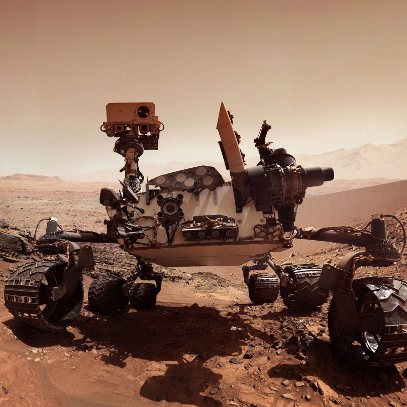 mars rover comes back online - photo #39