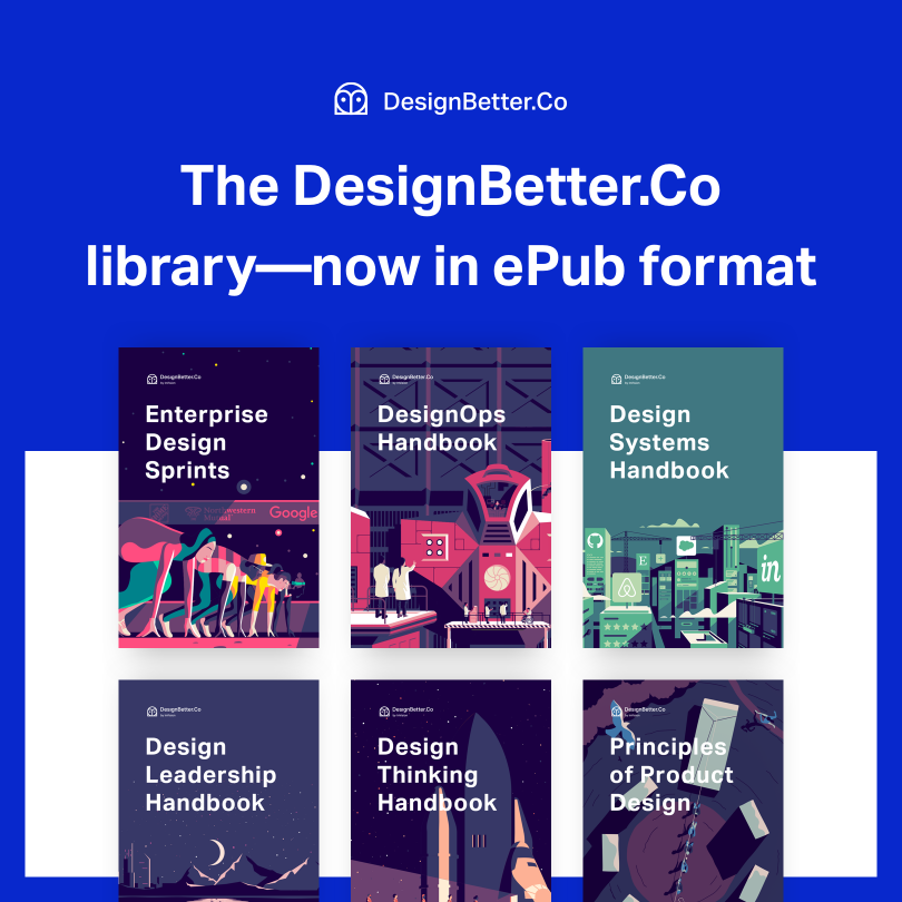 The DesignBetter.co library: now available for free download | Inside Design Blog