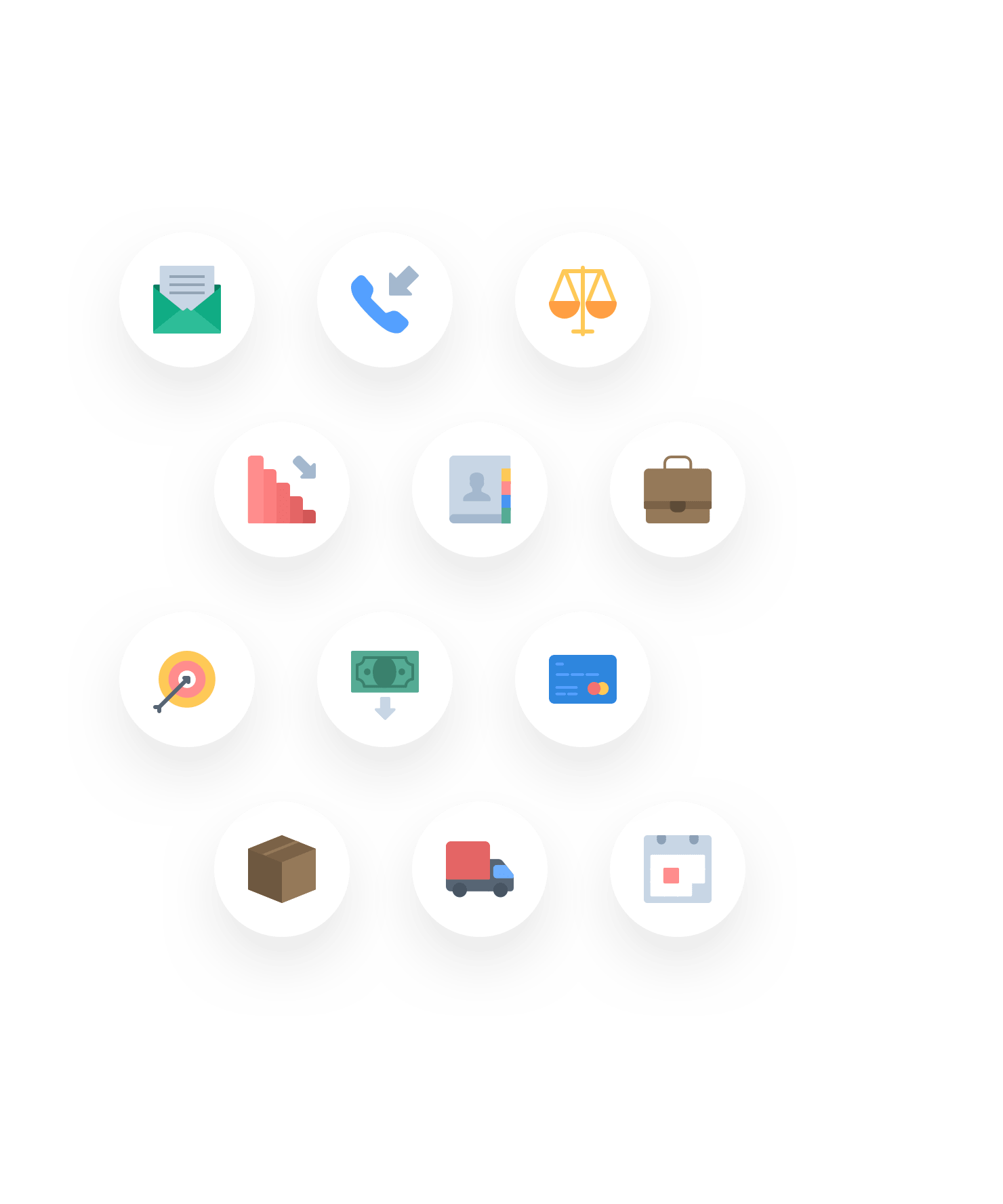 Essentials icon pack: The most-used icons in one place