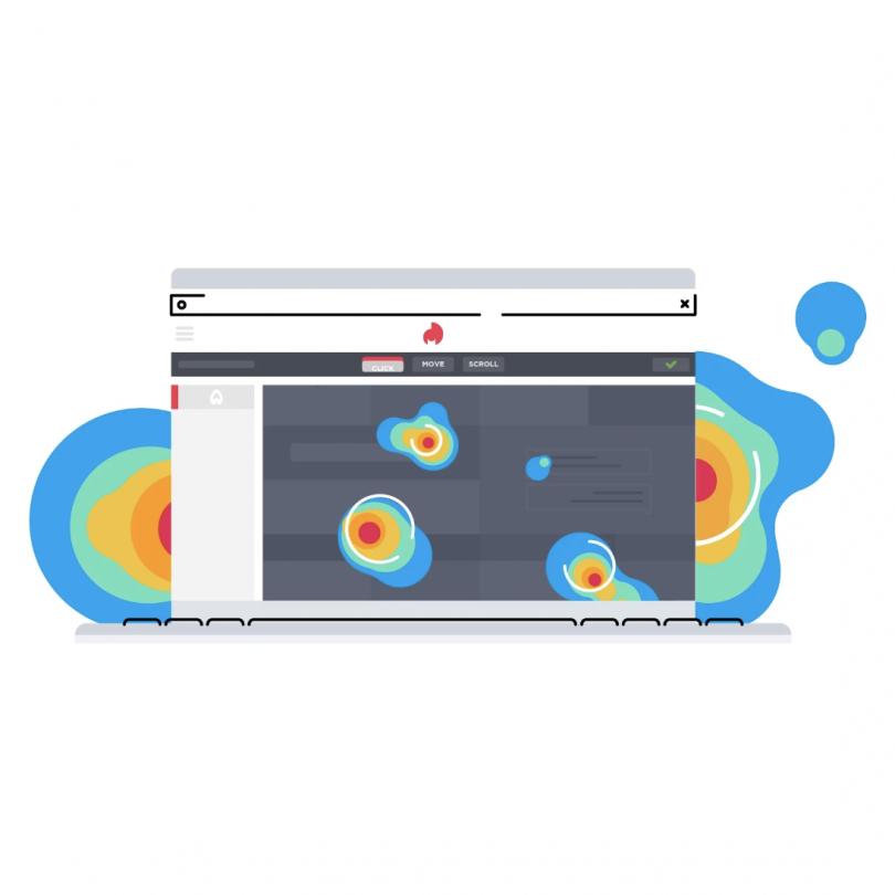 Understanding heatmaps for better UI design   Inside Design Blog