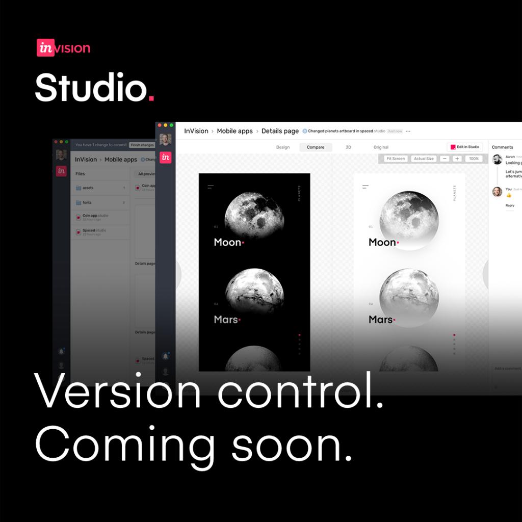 InVision Studio graphic