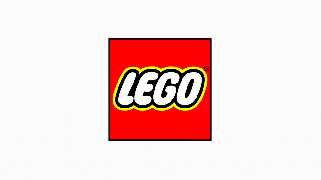 Lego bubble letters logo