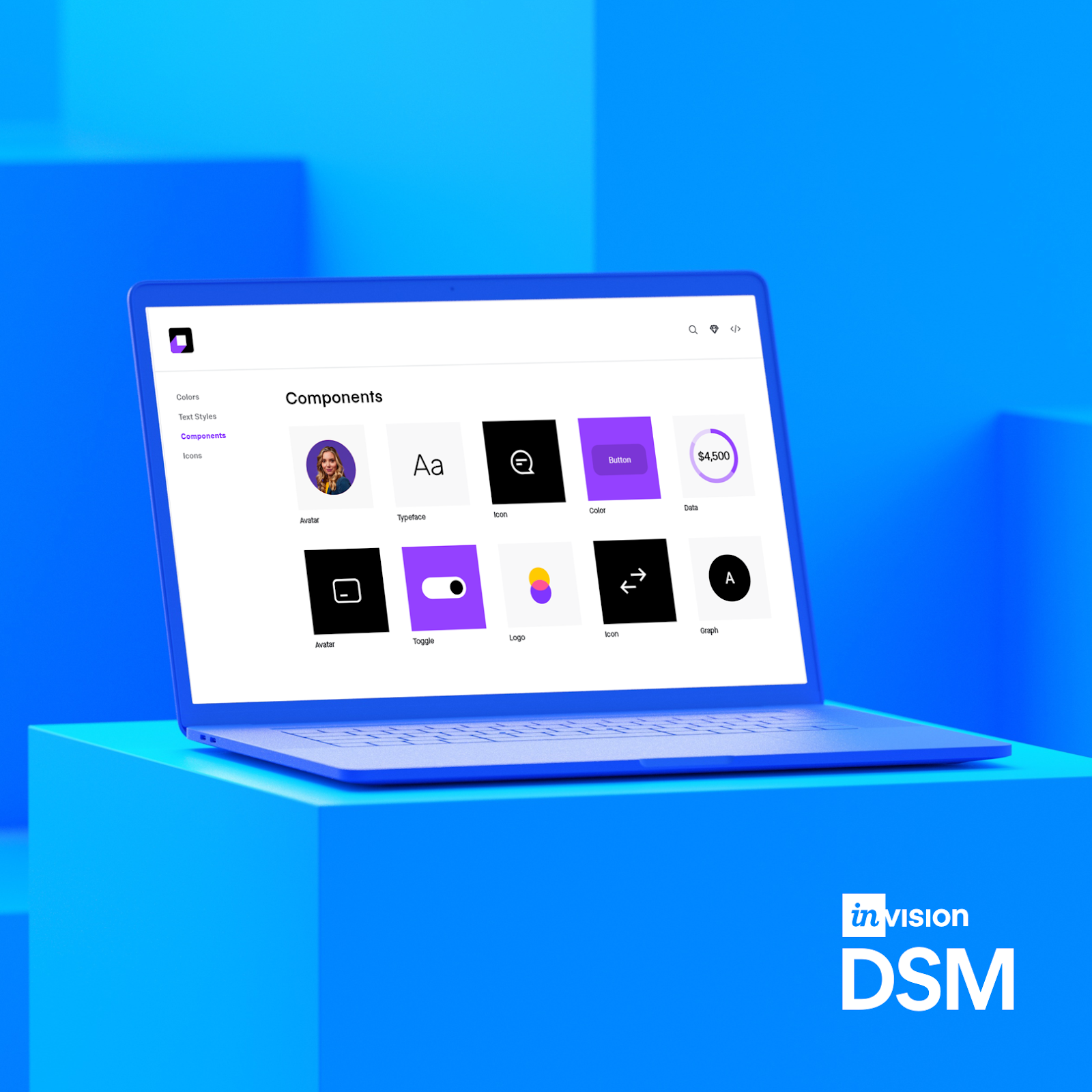 Create better products with a powerful design system