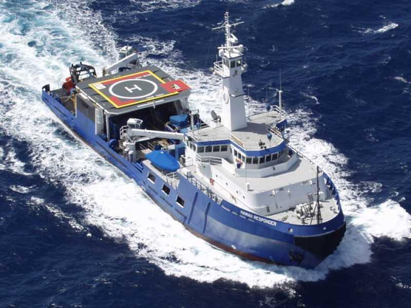 Oil Spill Response Vessel