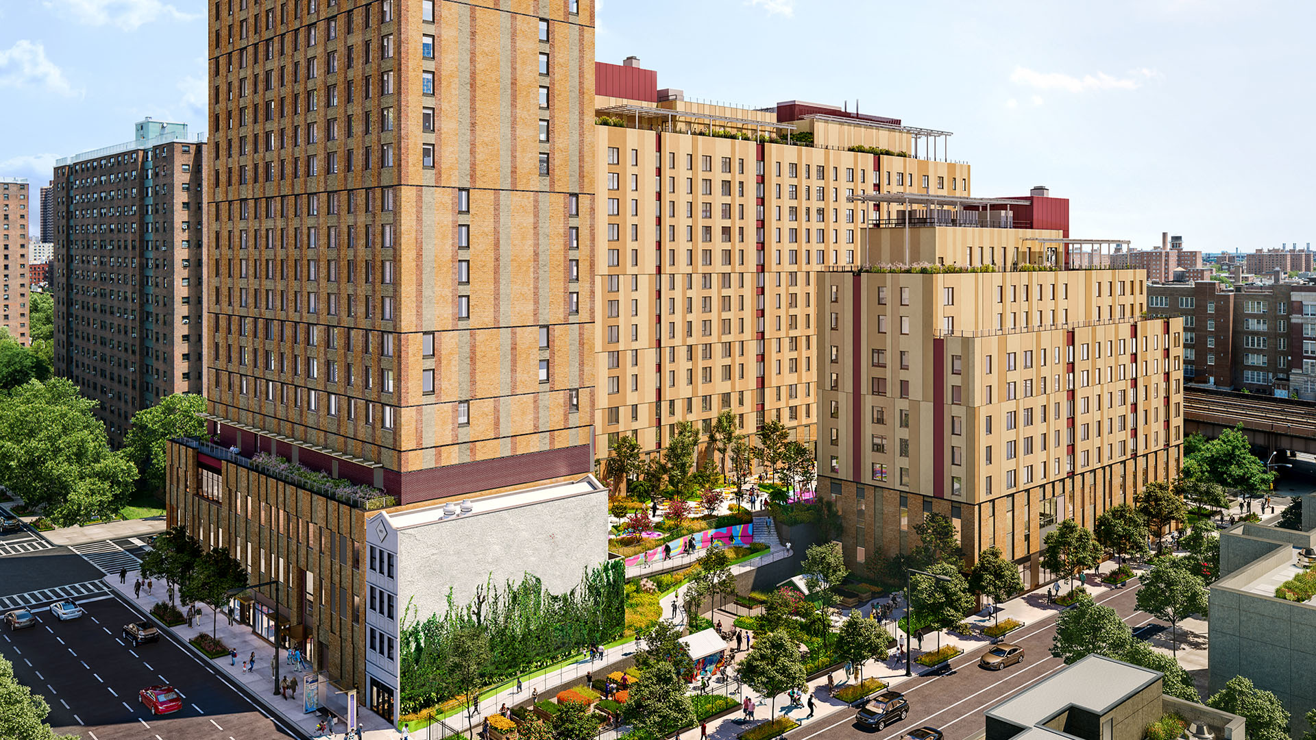 Jonathan Rose Companies, L+M Development Partners & Acacia Network Secure $223M in Financing for Phase Two of Sendero Verde