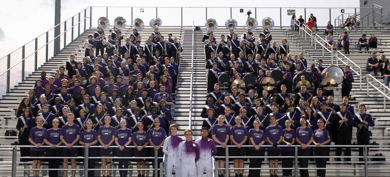 Cougars Band & Guard