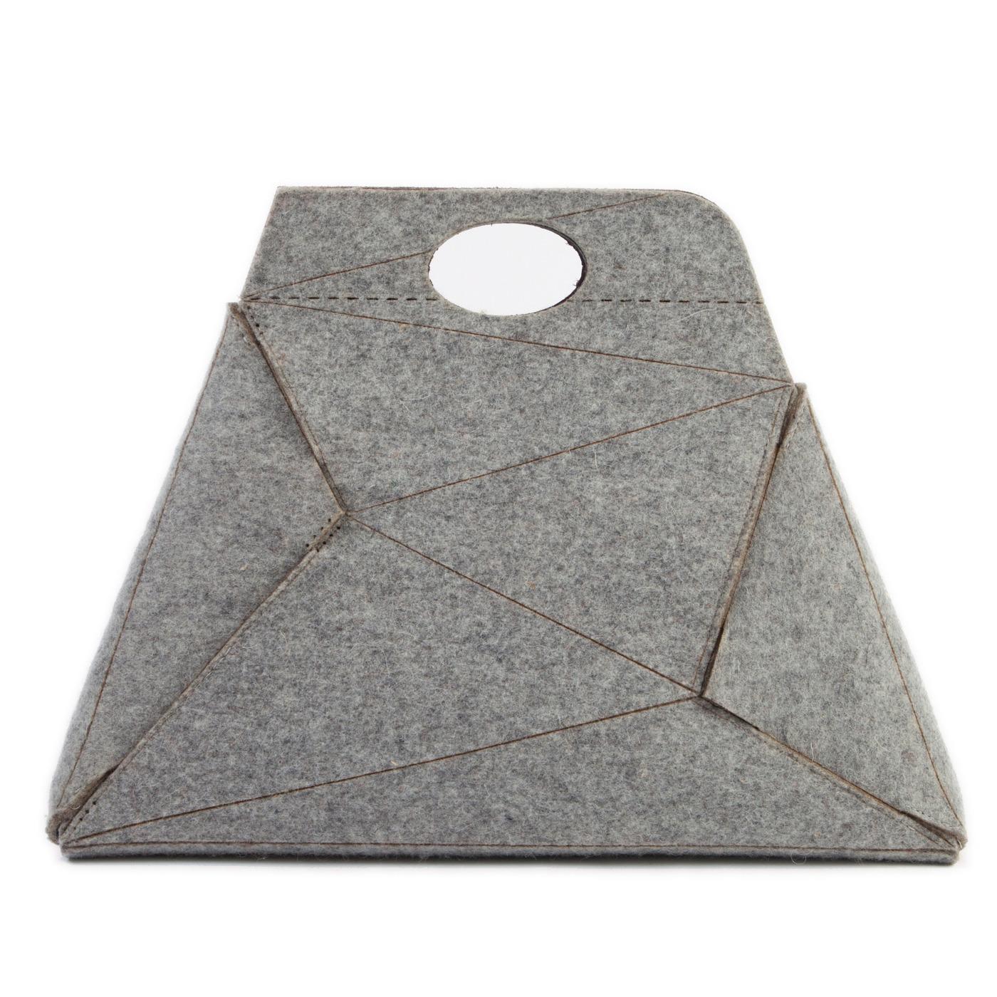 Artisan, Eco-Friendly, Designer Pythagorean Purse