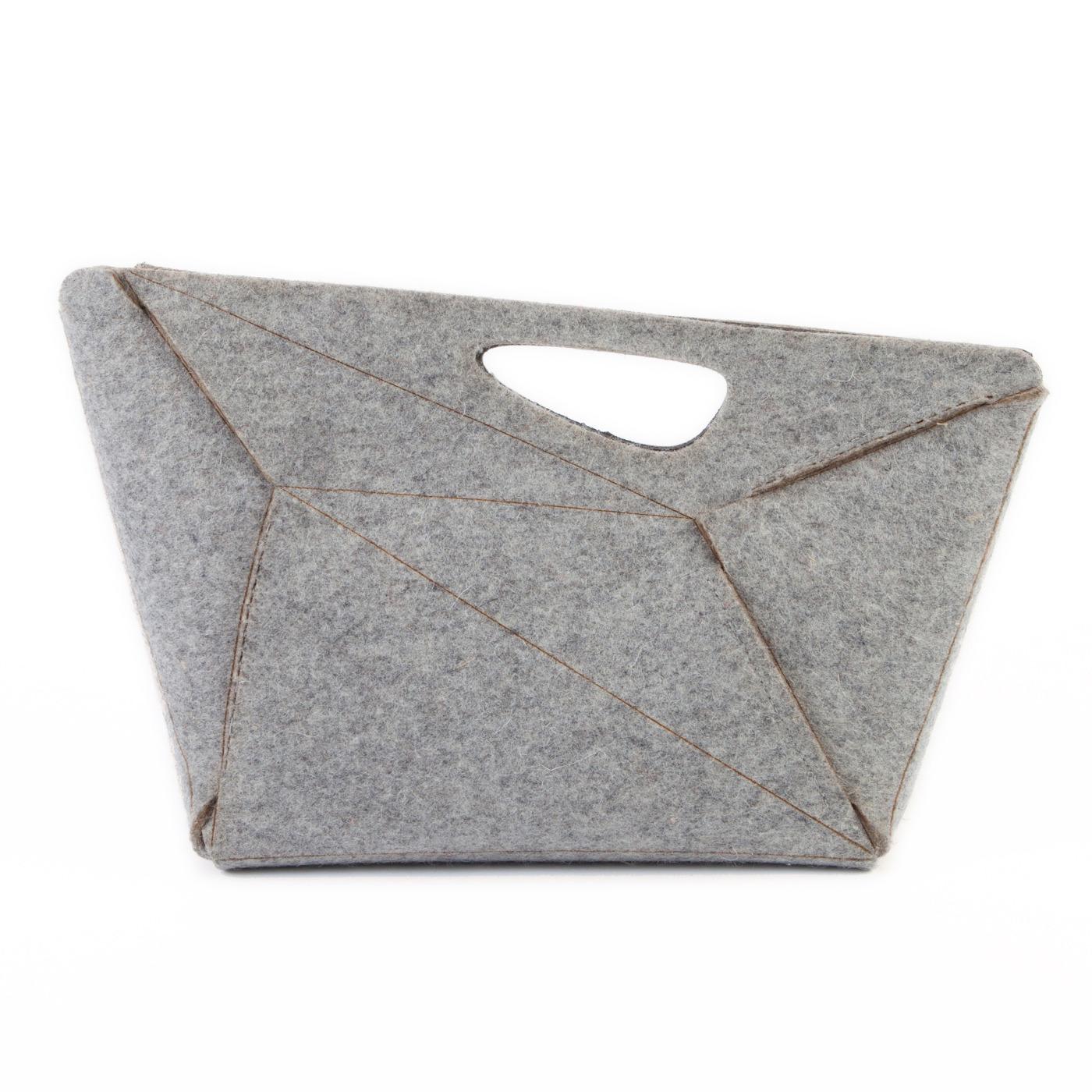 Artisan, Eco-Friendly, Designer Fresh Angles Clutch