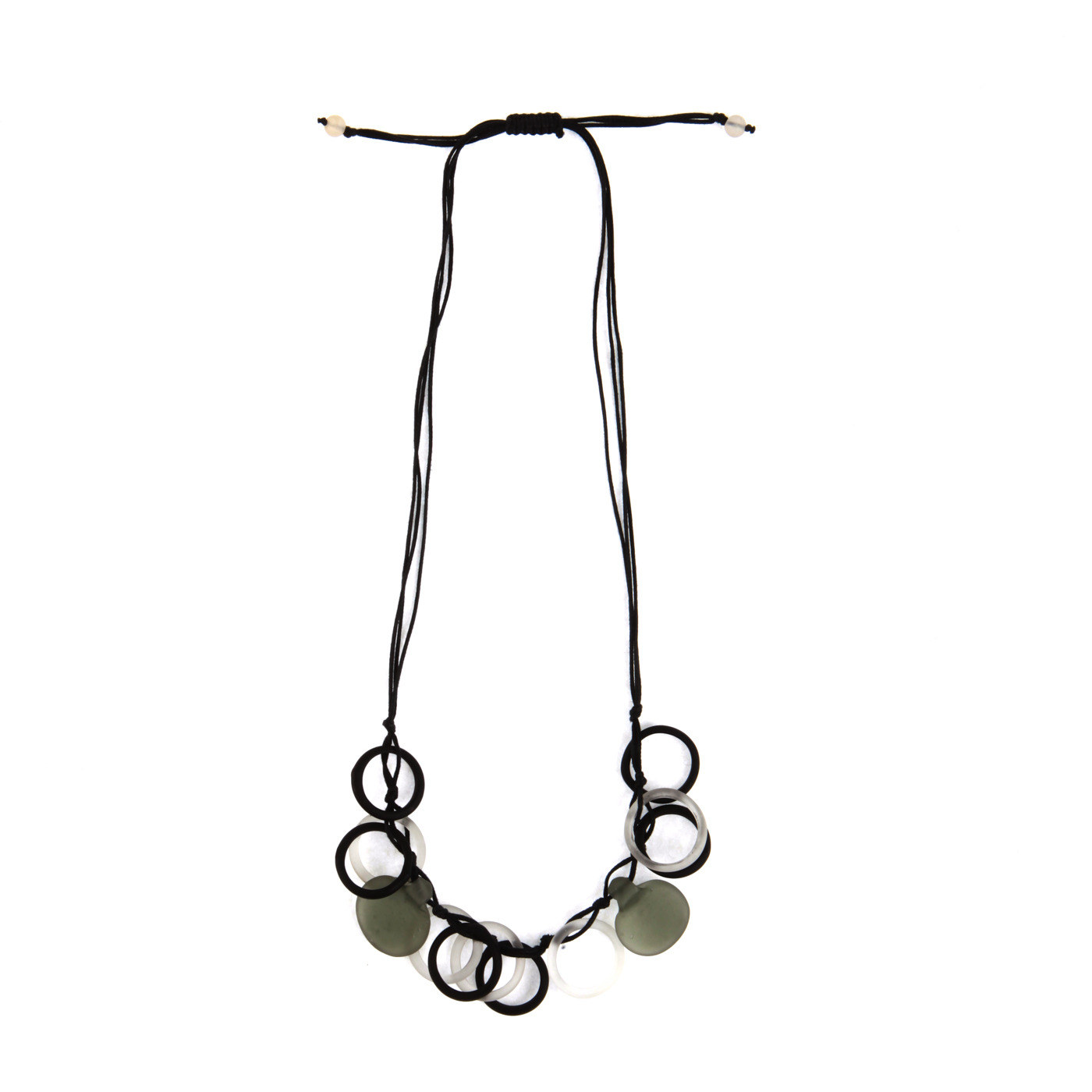 Artisan, Eco-Friendly, Designer Inner Circle Necklace