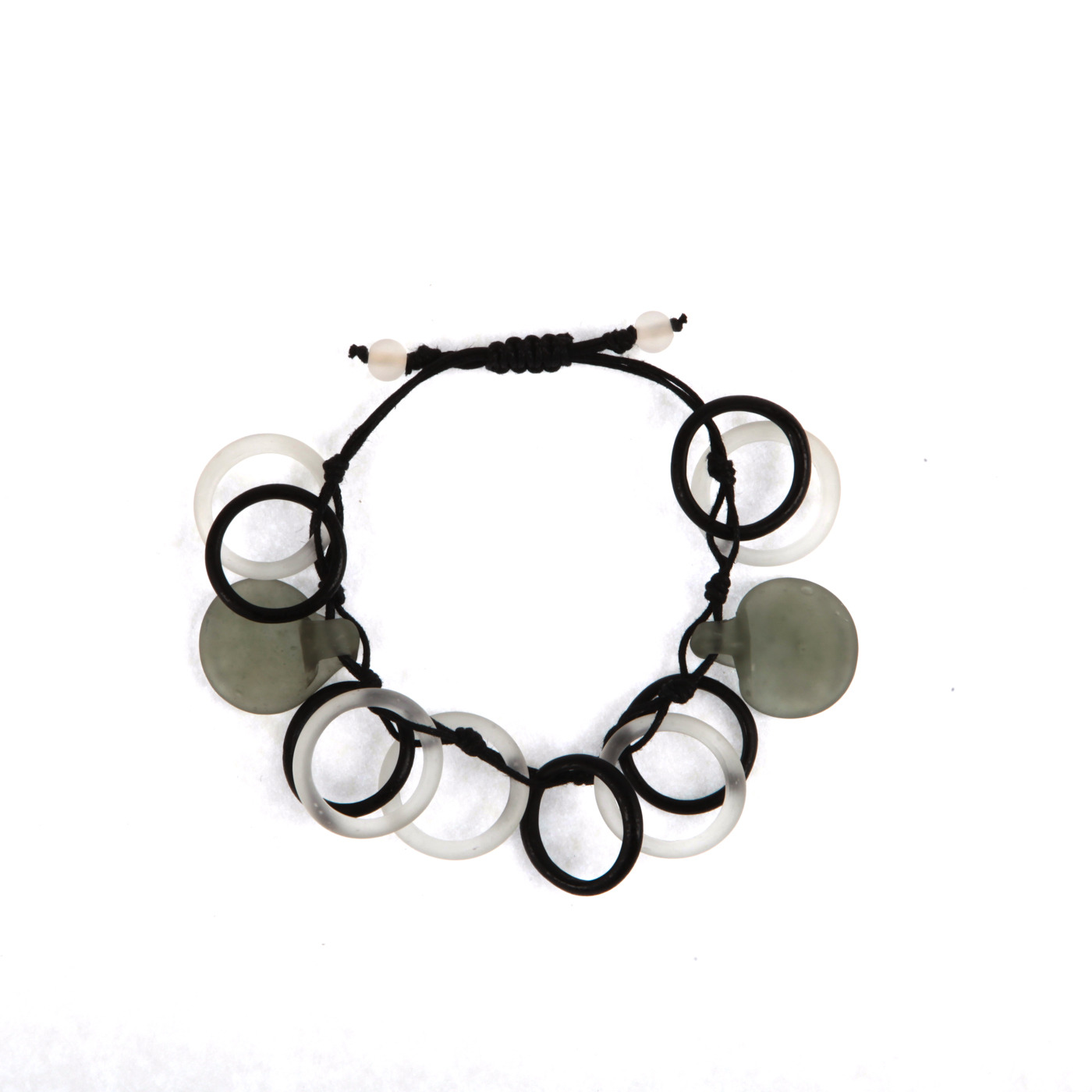 Artisan, Eco-Friendly, Designer Inner Circle Bracelet