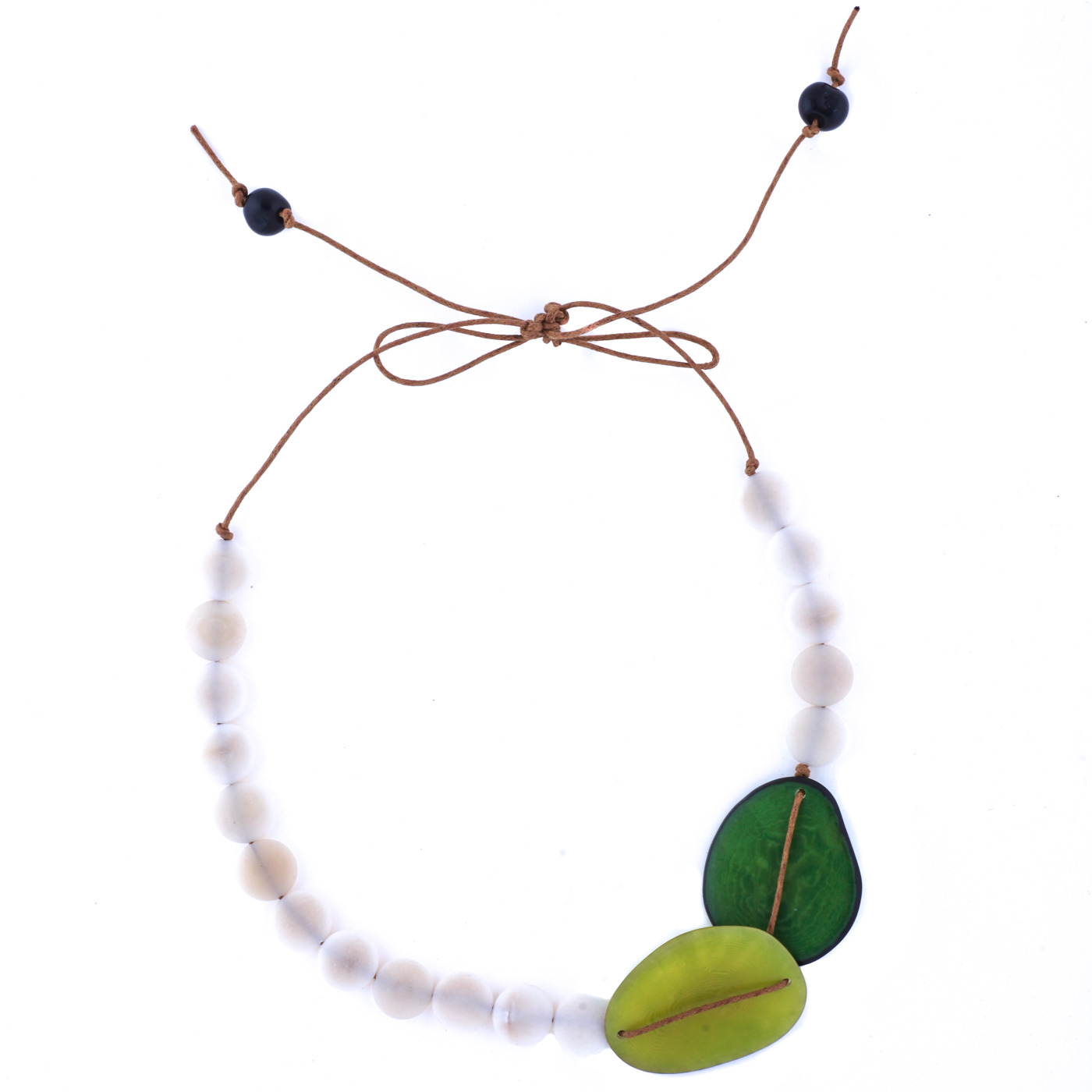 Artisan, Eco-Friendly, Designer Petal Necklace