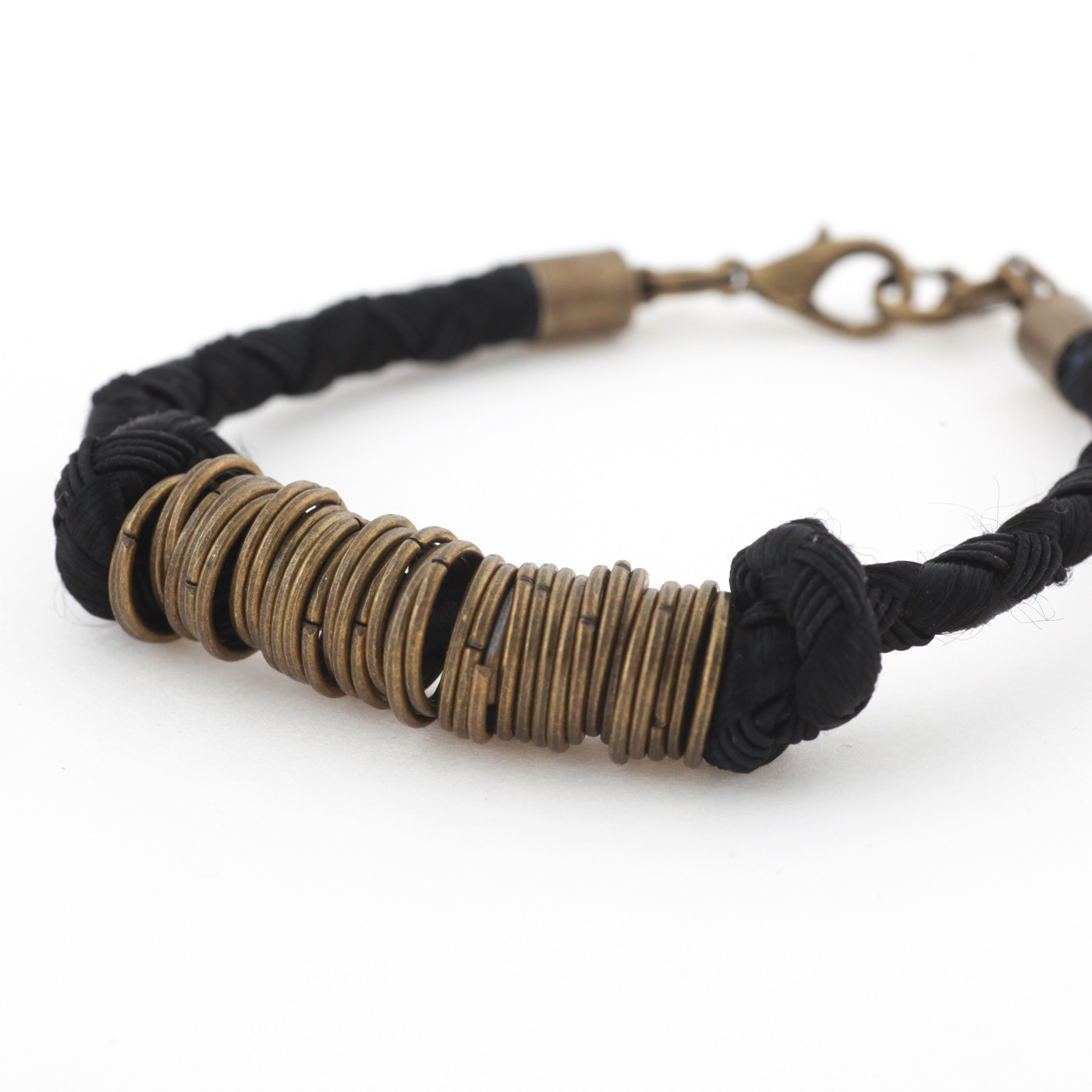 Artisan, Eco-Friendly, Designer Knotical Bracelet