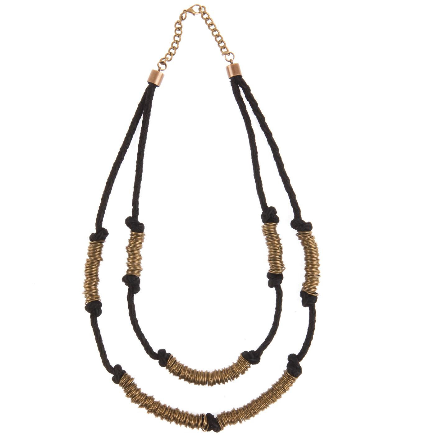 Artisan, Eco-Friendly, Designer Knotical Necklace