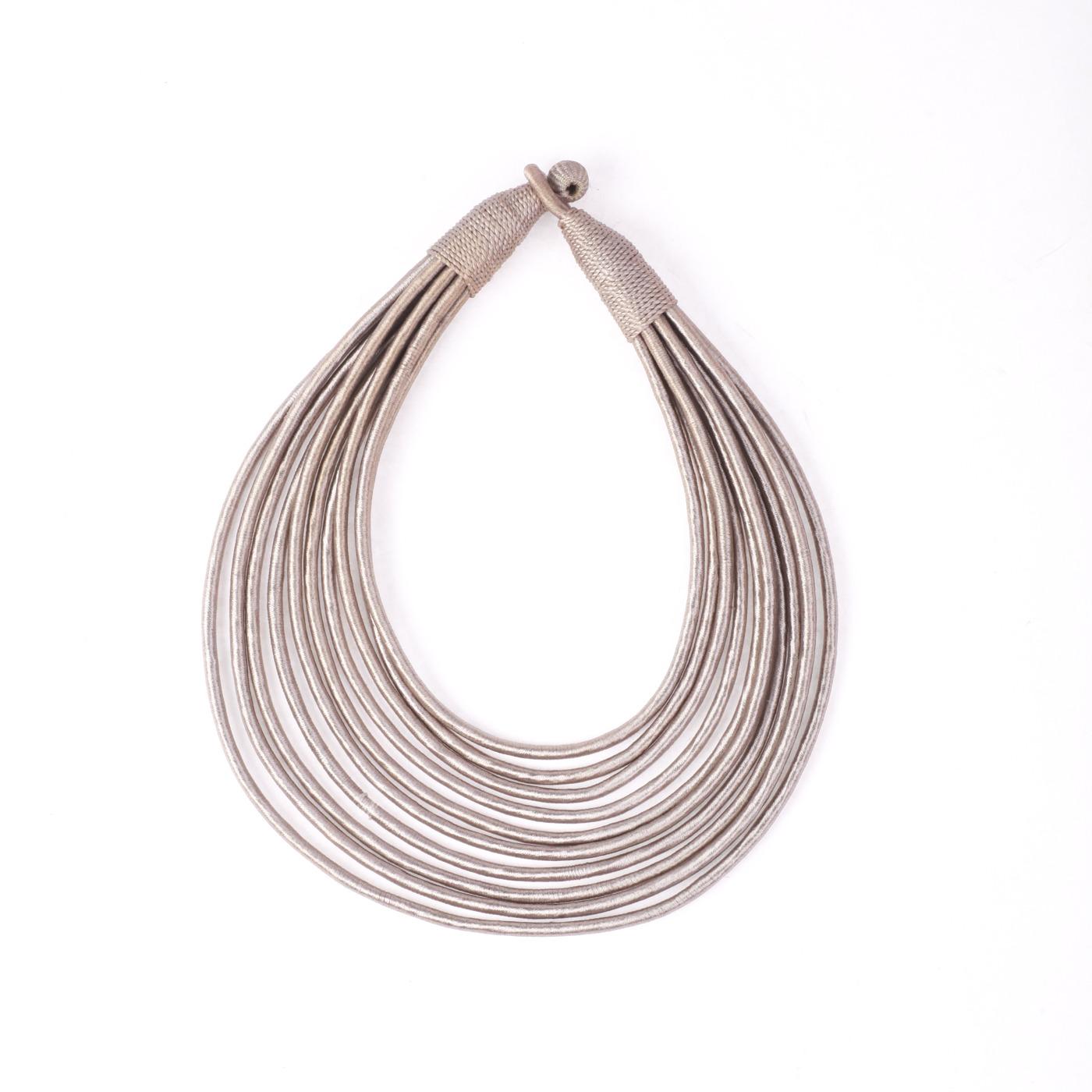 Artisan, Eco-Friendly, Designer Saturn's Return Necklace
