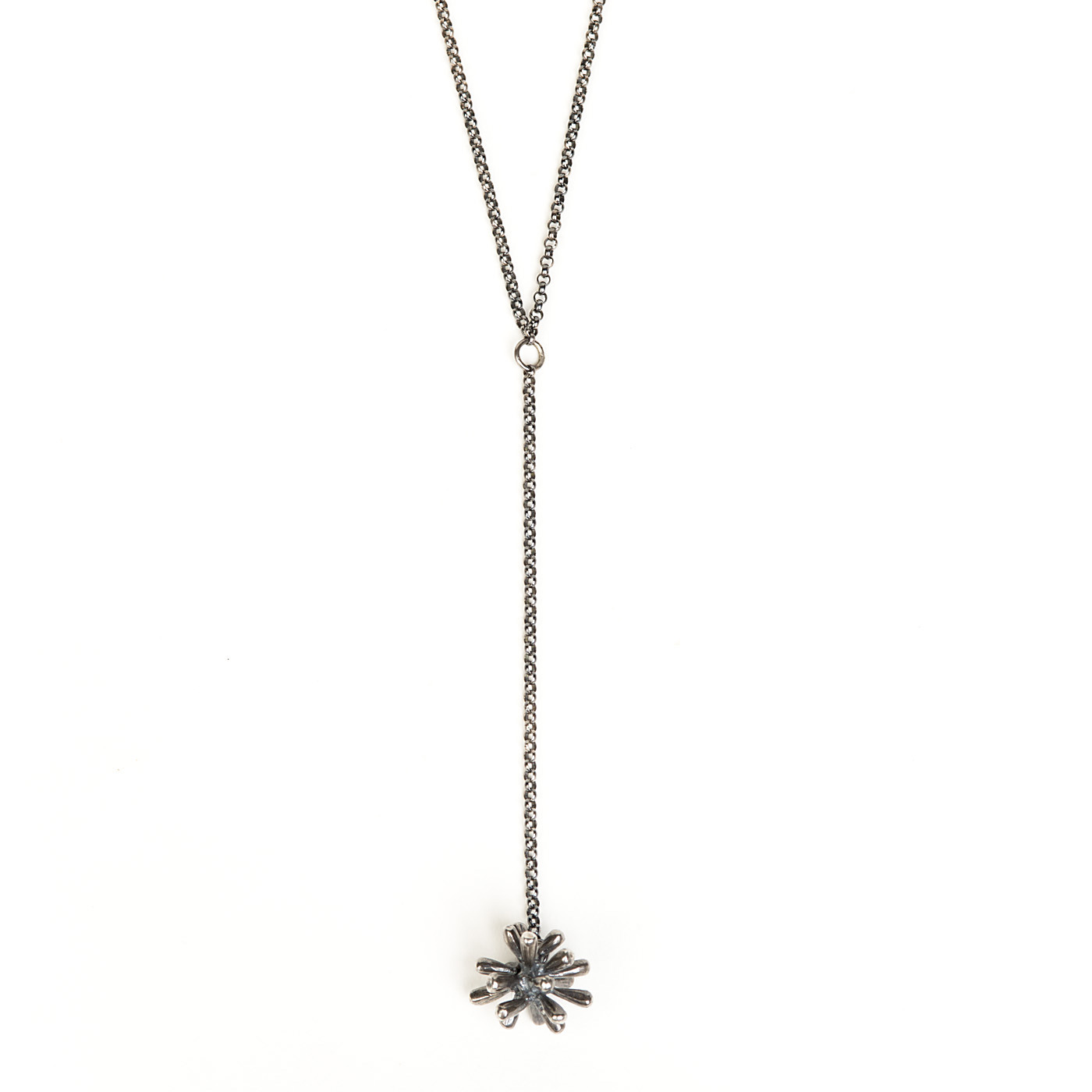 Artisan, Eco-Friendly, Designer Jack's Ball Necklace