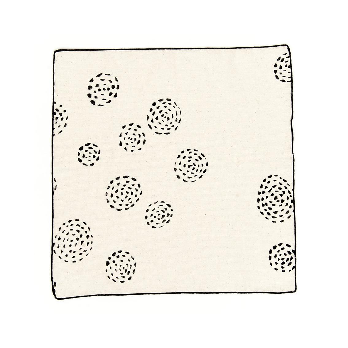 Artisan, Eco-Friendly, Designer Blooming Dots Napkin