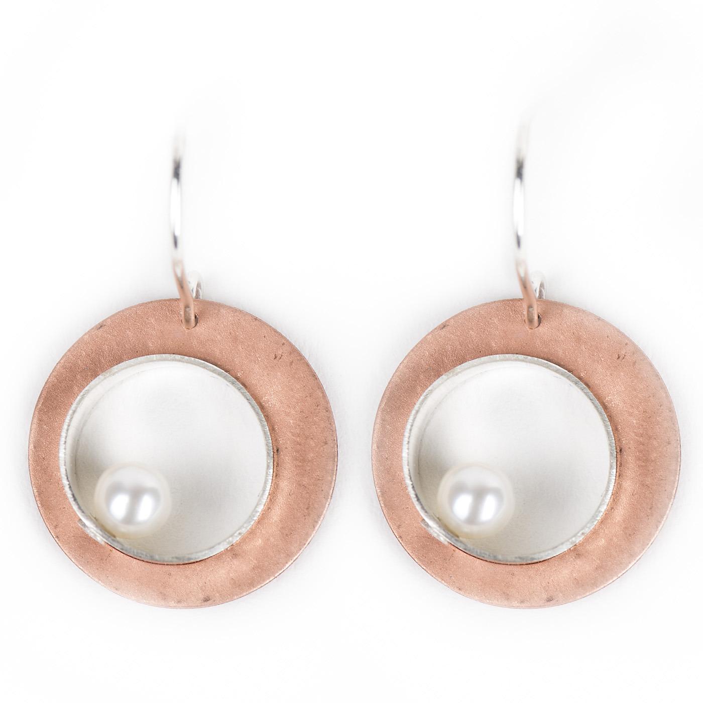 Artisan, Eco-Friendly, Designer Inner Sanctum Earrings