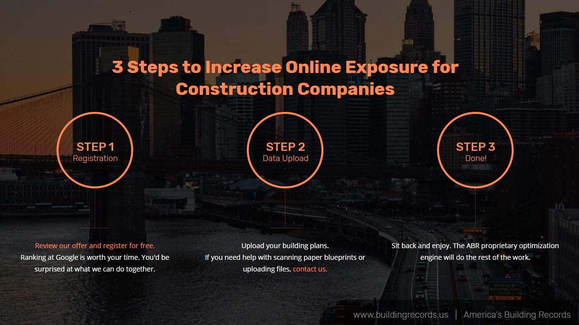 Increase online exposure for construction companies americas increase online exposure for construction companies americas building records malvernweather Image collections