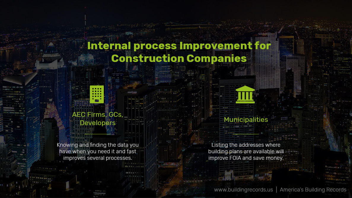Internal process improvement for construction companies americas internal process improvement for construction companies americas building records malvernweather Image collections