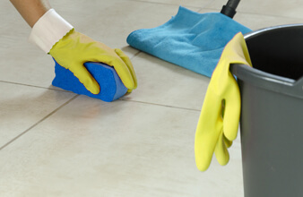Grout And Tile Cleaning Photo