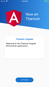 thanks to angular u0027s modular architecture and the possibility to introduce platforms other than just the browser we chose angular to give you an additional     coming soon  angular support in titanium   appcelerator inc  rh   appcelerator com