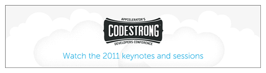 CODESTRONG 2011 Videos and Slides