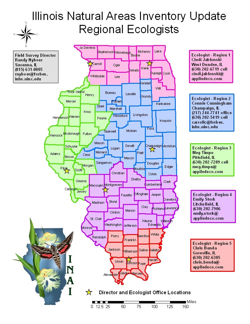 Illinois INAI Update/IDNR