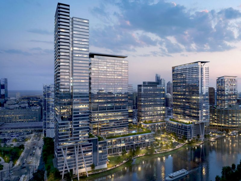 Chicago River Development